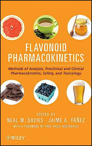 Portada del libro 9780470578711 Flavonoid Pharmacokinetics: Methods of Analysis, Preclinical and Clinical Pharmacokinetics, Safety, and Toxicology