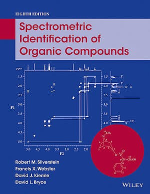 Portada del libro 9780470616376 Spectrometric Identification of Organic Compounds