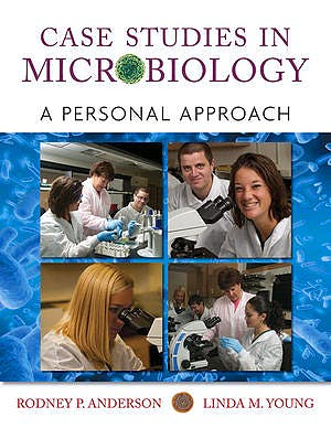 Portada del libro 9780470631225 Case Studies in Microbiology. A Personal Approach