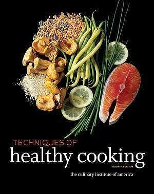 Portada del libro 9780470635438 Techniques of Healthy Cooking
