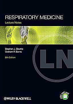 Portada del libro 9780470654422 Lecture Notes: Respiratory Medicine