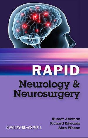 Portada del libro 9780470654439 Rapid Neurology and Neurosurgery