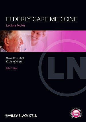 Portada del libro 9780470654545 Lecture Notes: Elderly Care Medicine