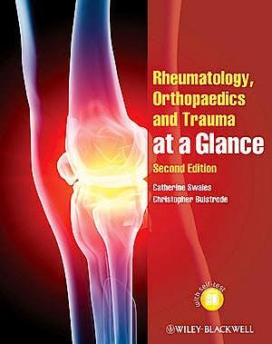 Portada del libro 9780470654705 Rheumatology, Orthopaedics and Trauma at a Glance