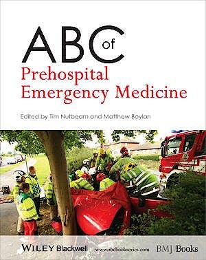 Portada del libro 9780470654880 Abc of Prehospital Emergency Medicine