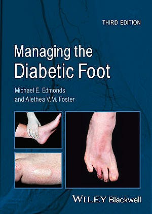 Portada del libro 9780470655054 Managing the Diabetic Foot