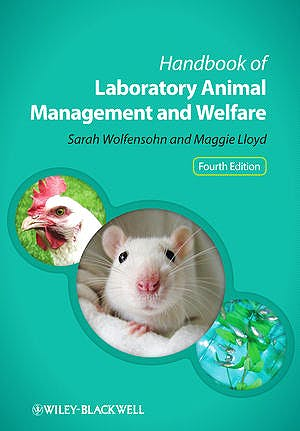 Portada del libro 9780470655498 Handbook of Laboratory Animal Management and Welfare