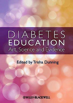Portada del libro 9780470656051 Diabetes Education. Art, Science and Evidence