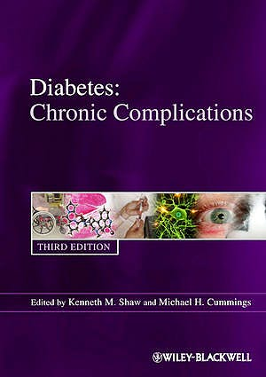Portada del libro 9780470656181 Diabetes Chronic Complications