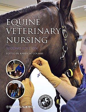 Portada del libro 9780470656556 Equine Veterinary Nursing
