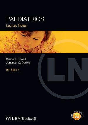 Portada del libro 9780470657072 Lecture Notes: Paediatrics