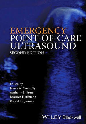 Portada del libro 9780470657577 Emergency Point-of-Care Ultrasound