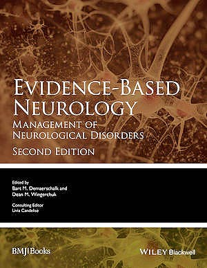 Portada del libro 9780470657782 Evidence-Based Neurology: Management of Neurological Disorders