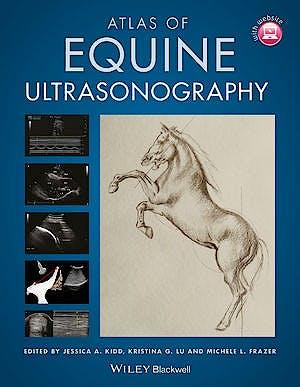 Portada del libro 9780470658130 Atlas of Equine Ultrasonography