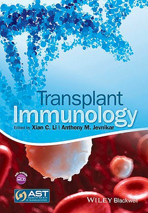 Portada del libro 9780470658215 Transplant Immunology