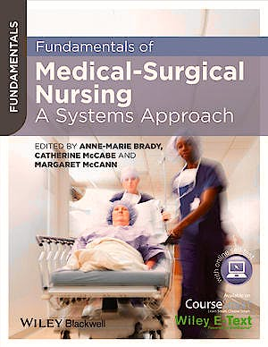 Portada del libro 9780470658239 Fundamentals of Medical-Surgical Nursing. a Systems Approach