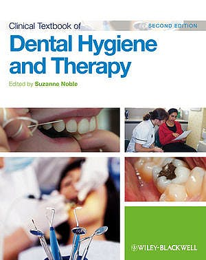 Portada del libro 9780470658376 Clinical Textbook of Dental Hygiene and Therapy