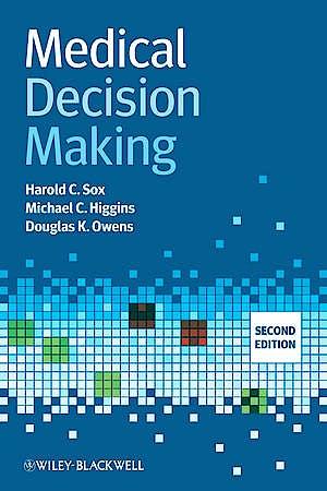 Portada del libro 9780470658666 Medical Decision Making