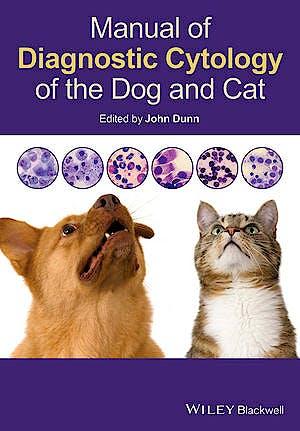 Portada del libro 9780470658703 Manual of Diagnostic Cytology of the Dog and Cat