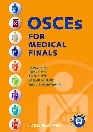 Portada del libro 9780470659410 Osces for Medical Finals