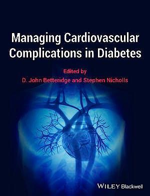 Portada del libro 9780470659496 Managing Cardiovascular Complications in Diabetes