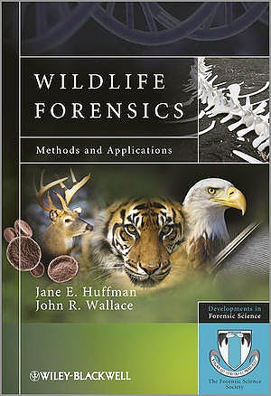 Portada del libro 9780470662595 Wildlife Forensics. Methods and Applications (Softcover)