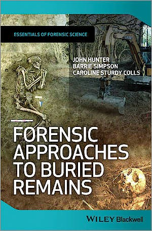 Portada del libro 9780470666296 Forensic Approaches to Buried Remains (Softcover)