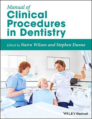 Portada del libro 9780470670521 Manual of Clinical Procedures in Dentistry