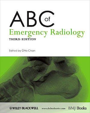 Portada del libro 9780470670934 Abc of Emergency Radiology