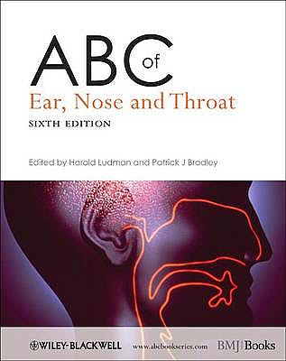 Portada del libro 9780470671351 Abc of Ear, Nose and Throat