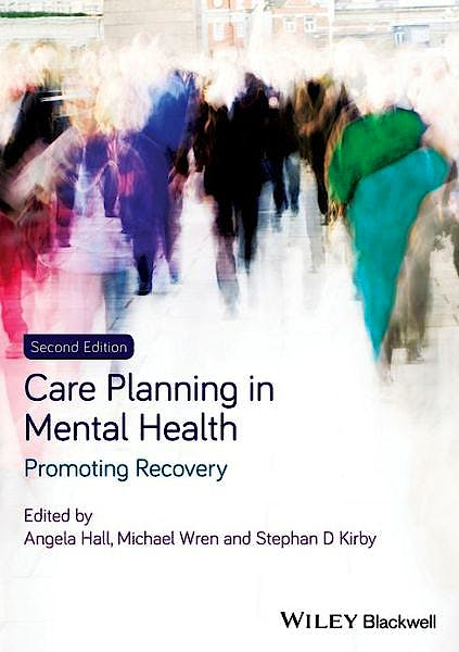 Portada del libro 9780470671863 Care Planning in Mental Health. Promoting Recovery