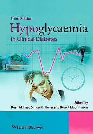 Portada del libro 9780470672006 Hypoglycaemia in Clinical Diabetes