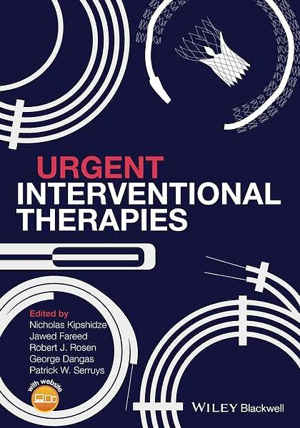 Portada del libro 9780470672020 Urgent Interventional Therapies