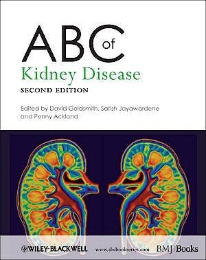 Portada del libro 9780470672044 Abc of Kidney Disease