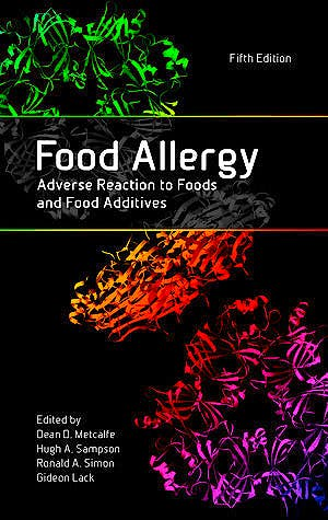 Portada del libro 9780470672556 Food Allergy. Adverse Reaction to Foods and Food Additives