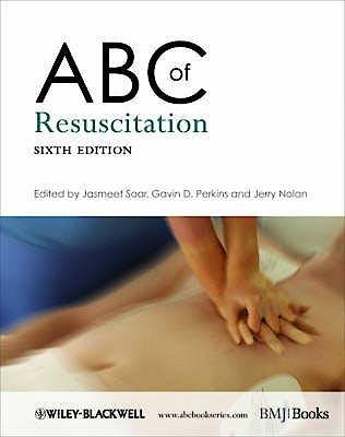 Portada del libro 9780470672594 Abc of Resuscitation