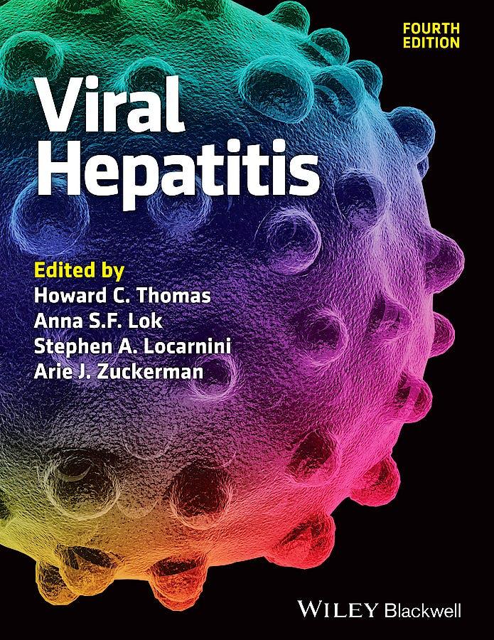 Portada del libro 9780470672952 Viral Hepatitis