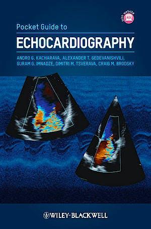 Portada del libro 9780470674444 Pocket Guide to Echocardiography