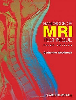 Portada del libro 9780470674628 Handbook of Mri Technique Set