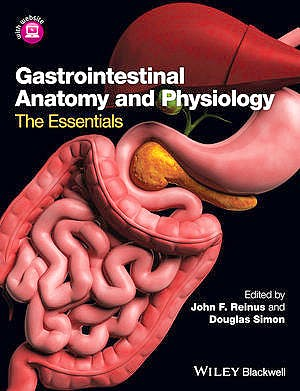 Portada del libro 9780470674840 Gastrointestinal Anatomy and Physiology. the Essentials