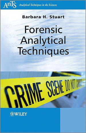 Portada del libro 9780470687277 Forensic Analytical Techniques