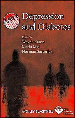 Portada del libro 9780470688380 Depression and Diabetes