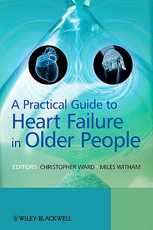 Portada del libro 9780470695173 A Practical Guide to Heart Failure in Older People