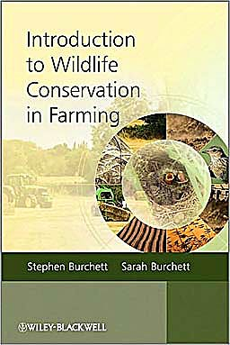 Portada del libro 9780470699348 Introduction to Wildlife Conservation in Farming (Softcover)