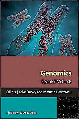 Portada del libro 9780470711576 Genomics. Essential Methods
