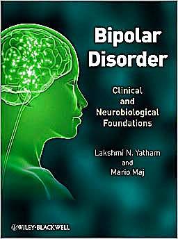 Portada del libro 9780470721988 Bipolar Disorder. Clinical and Neurobiological Foundations