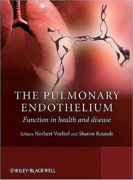 Portada del libro 9780470723616 The Pulmonary Endothelium. Function in Health and Disease