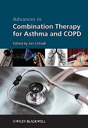 Portada del libro 9780470727027 Advances in Combination Therapy for Asthma and COPD