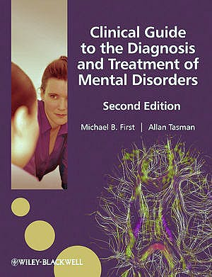 Portada del libro 9780470745205 Clinical Guide to the Diagnosis and Treatment of Mental Disorders