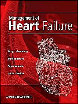 Portada del libro 9780470753798 Management of Heart Failure